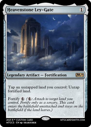 Heavenstone Ley-Gate