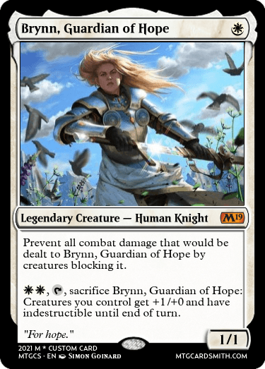 Brynn Guardian of Hope