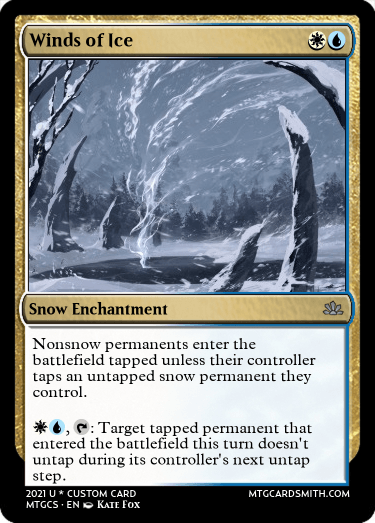 Winds of Ice