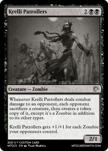 Krelli Patrollers