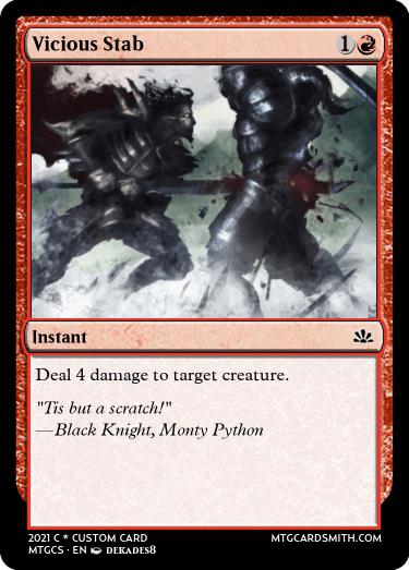 Vicious Stab