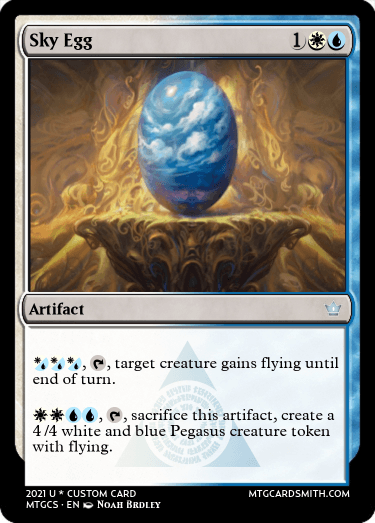Sky Egg