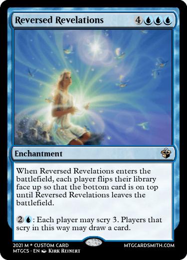 Reversed Revelations