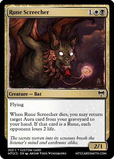 Rune Screecher