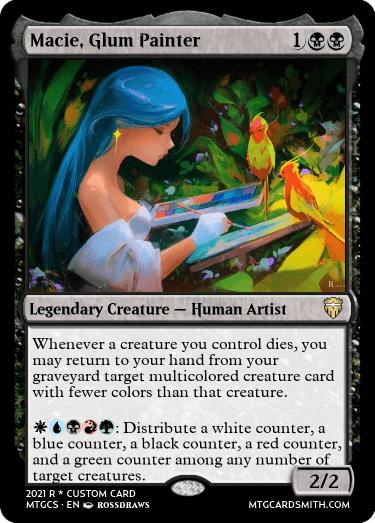 Macie Glum Painter
