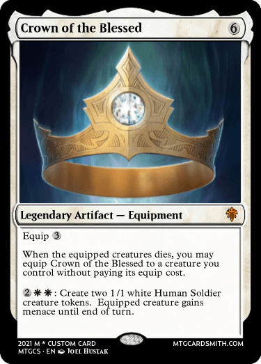 Crown of the Blessed