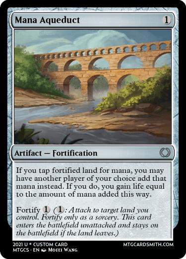 Mana Aqueduct