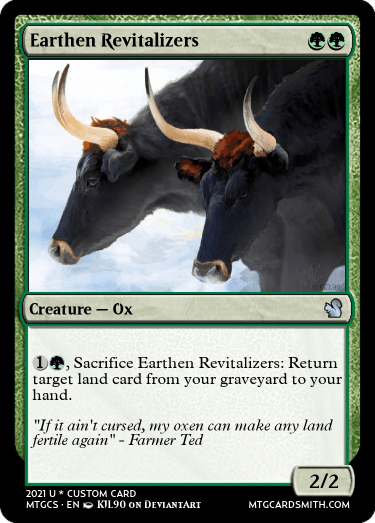 Earthen Revitalizers