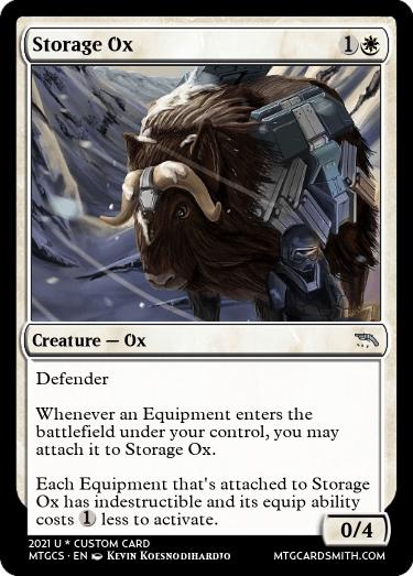 Storage Ox