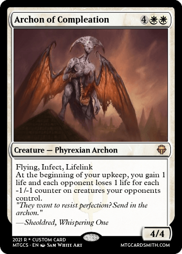 Archon of Compleation