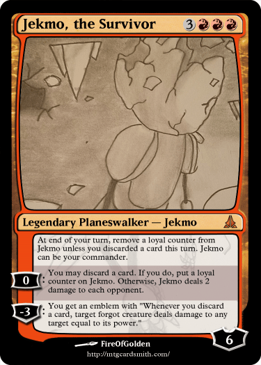 Jekmo the Survivor