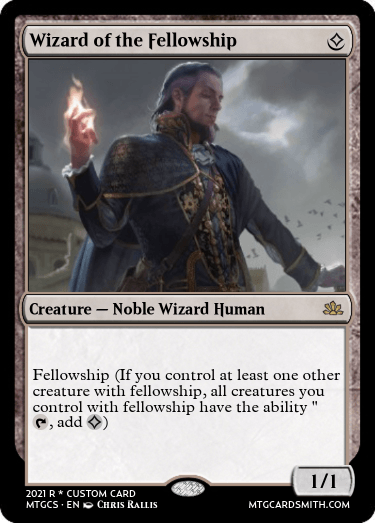 Wizard of the Fellowship