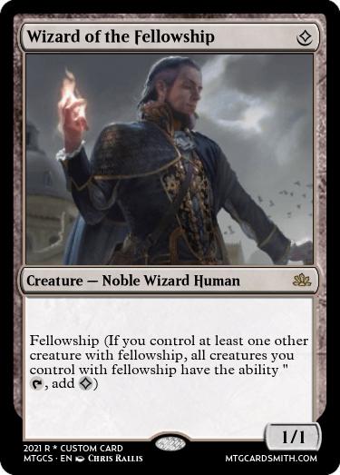Wizard of the Fellowship