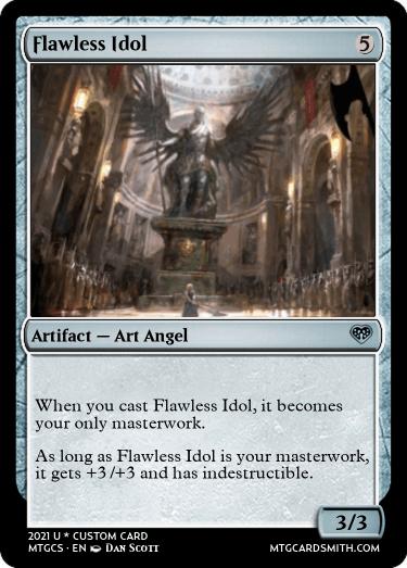 Flawless Idol