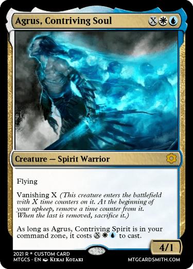 Agrus Contriving Soul