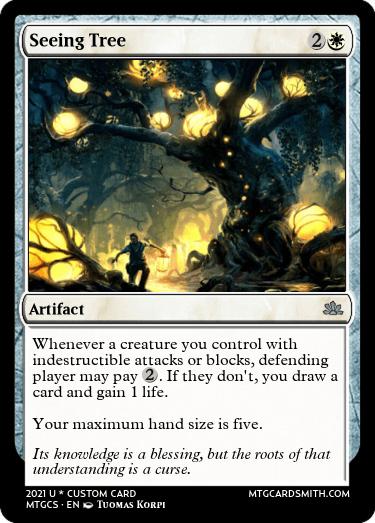 Seeing Tree
