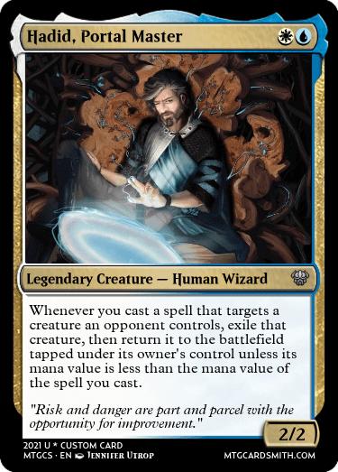 Hadid Portal Master