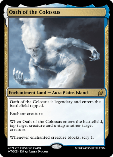 Oath of the Colossus