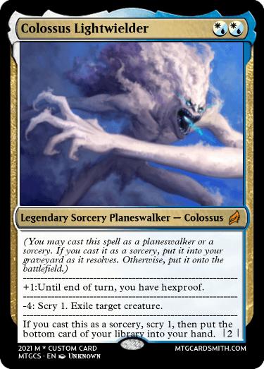 Colossus Lightwielder
