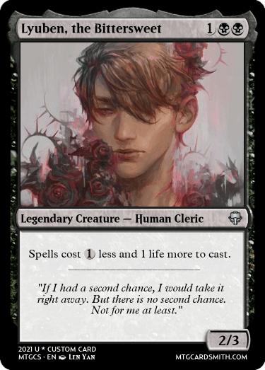 Lyuben the Bittersweet