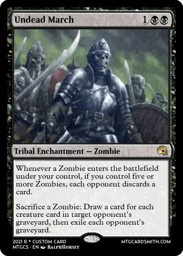 Undead March