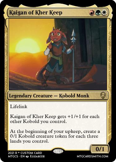 Kaigan of Kher Keep