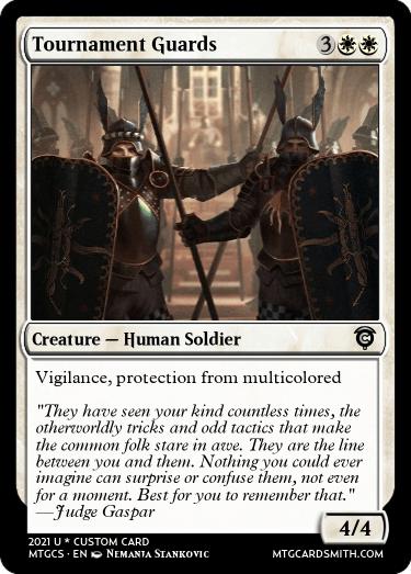 Tournament Guards