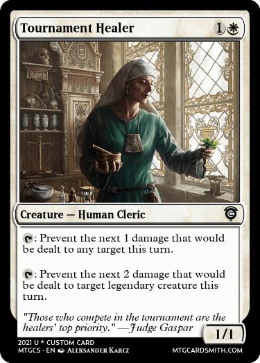 Tournament Healer