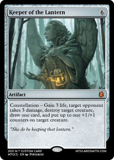 Keeper of the Lantern