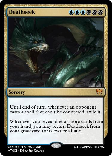 Deathseek