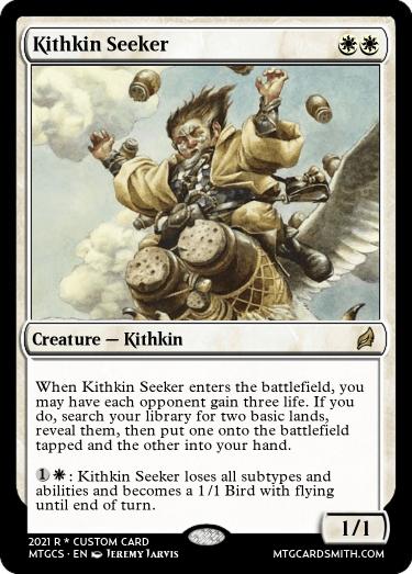 Kithkin Seeker