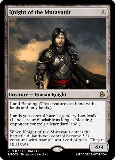 Knight of the Mutavault