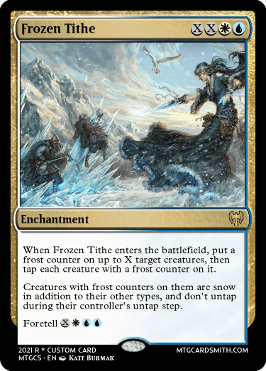 Frozen Tithe