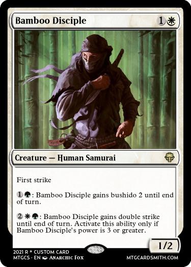 Bamboo Disciple