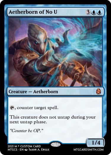 Aetherborn of No U