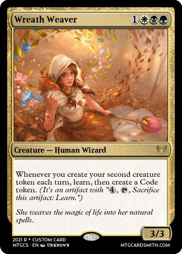 Wreath Weaver