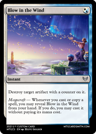 Blow in the Wind