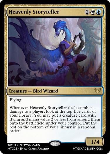 Heavenly Storyteller