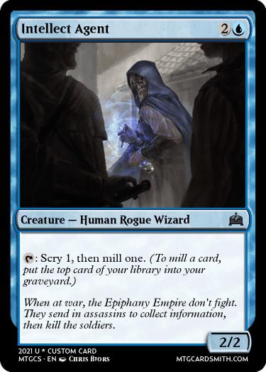 Intellect Agent