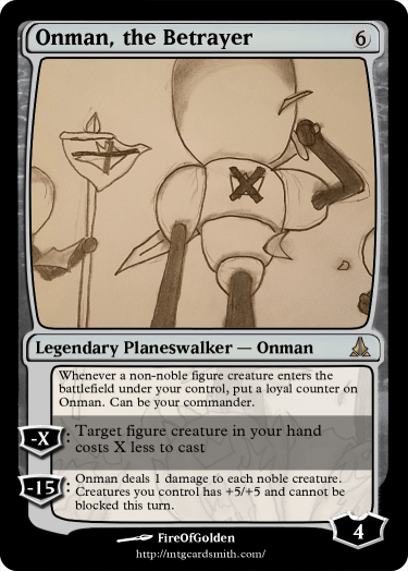 Onman the Betrayer