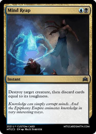 Mind Reap