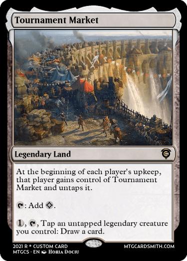 Tournament Market