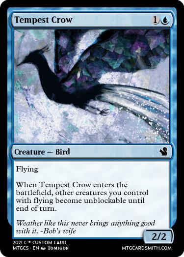 Tempest Crow