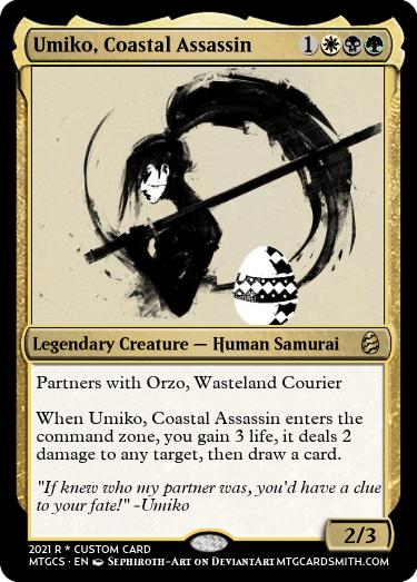 Umiko Coastal Assassin