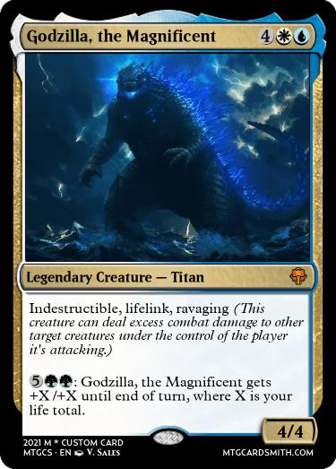 Godzilla the Magnificent