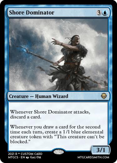 Shore Dominator