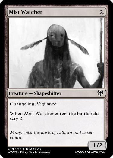Mist Watcher
