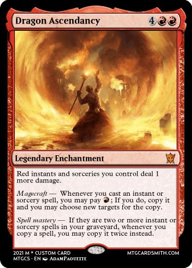 Dragon Ascendancy