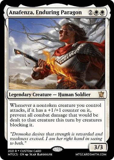 Anafenza Enduring Paragon
