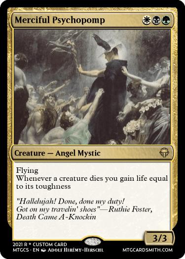 Merciful Psychopomp